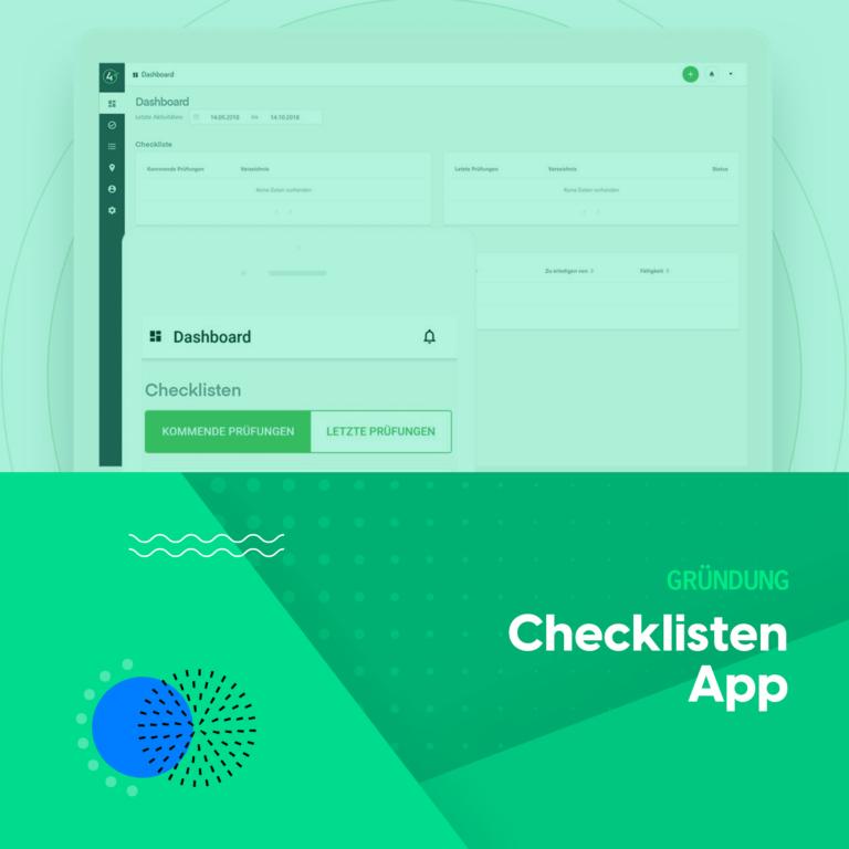 Checklisten App