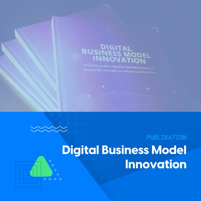 Digitale Geschäftsmodellentwicklung